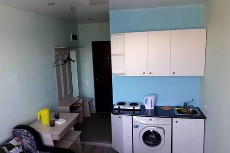 Сдается 1-комнатная квартира посуточнов Якутске, Хабарова д.5.
