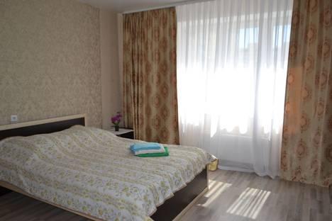 Сдается 1-комнатная квартира посуточно в Югре, 7 микрорайон.