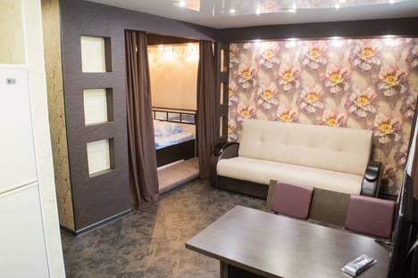 Сдается 1-комнатная квартира посуточно в Комсомольске-на-Амуре, улица Васянина, 5.