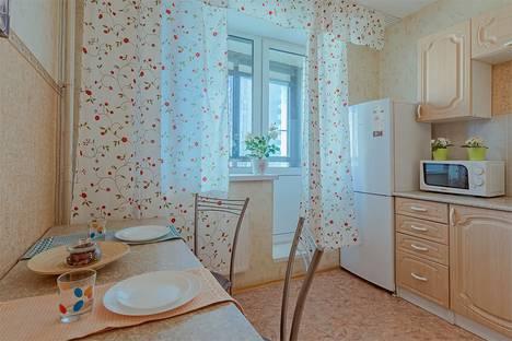 Сдается 1-комнатная квартира посуточно в Санкт-Петербурге, улица Федора Абрамова, 4.