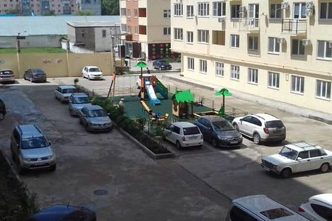 Сдается 1-комнатная квартира посуточно в Анапе, улица Шевченко 288б.