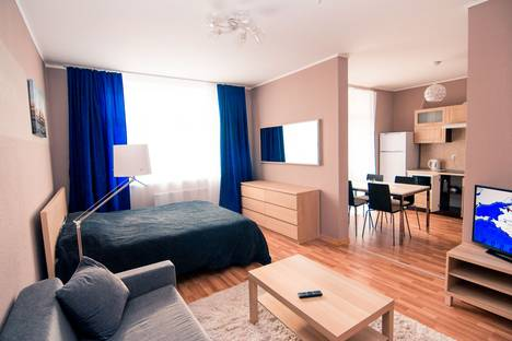 Сдается 1-комнатная квартира посуточнов Екатеринбурге, улица 8 Марта, 188.