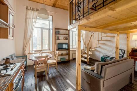 Сдается 1-комнатная квартира посуточно в Санкт-Петербурге, улица Чайковского, 2/7.