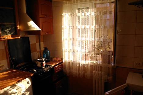 Сдается 3-комнатная квартира посуточно в Одессе, улица Академика Филатова 6.