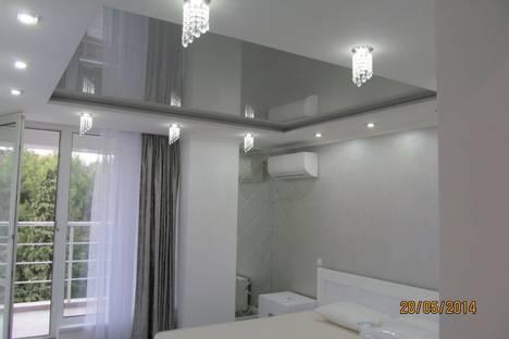 Сдается 2-комнатная квартира посуточно в Алуште, 4в улица Перекопская.