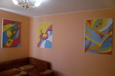 Сдается 2-комнатная квартира посуточно в Омске, проспект Мира, 36.