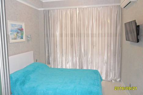 Сдается 1-комнатная квартира посуточнов Сочи, ул Черноморская6.