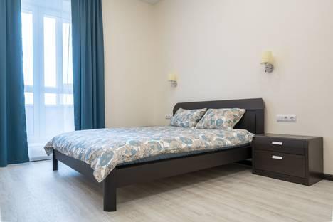 Сдается 1-комнатная квартира посуточнов Колпино, Киевская улица, 3.