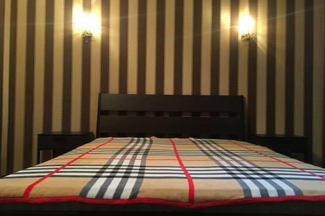 Сдается 1-комнатная квартира посуточно в Омске, улица Степанца, 3.