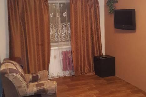 Сдается 1-комнатная квартира посуточнов Уфе, улица Проспект Октября 89.