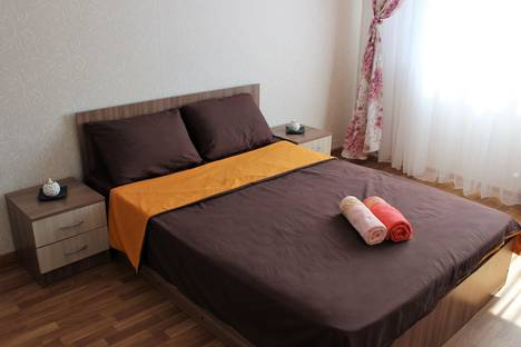 Сдается 2-комнатная квартира посуточно в Сургуте, Тюменский тракт 6/1.