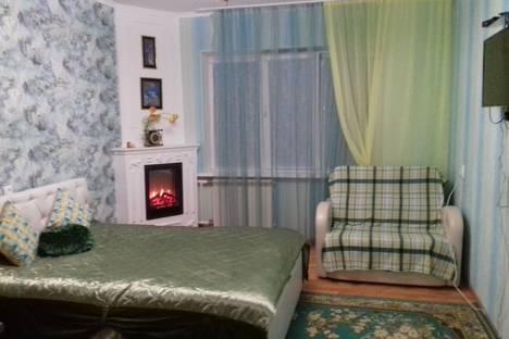 Сдается 2-комнатная квартира посуточно в Омске, улица Дмитриева, 5/4.