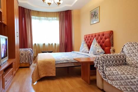 Сдается 1-комнатная квартира посуточно в Москве, улица Дмитрия Ульянова 43к3.