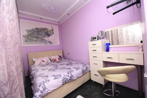 Сдается 2-комнатная квартира посуточнов Сочи, улица Юных Ленинцев, 10.