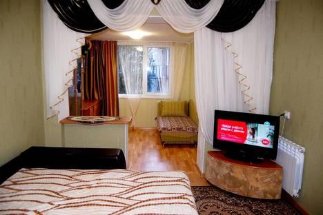 Сдается 2-комнатная квартира посуточно в Партените, ул.Солнечная 2.