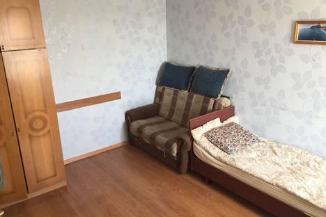 Сдается 1-комнатная квартира посуточнов Когалыме, Сибирская 19.