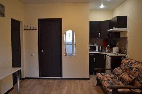 Сдается 1-комнатная квартира посуточно в Геленджике, с.Дивноморское, улица Дивная,1.