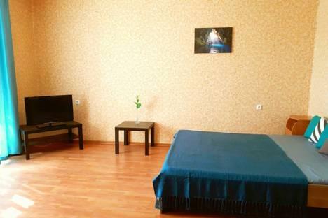 Сдается 1-комнатная квартира посуточно в Новосибирске, улица Новогодняя, 12/1.