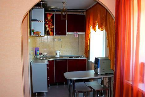 Сдается 1-комнатная квартира посуточнов Рубцовске, бульвар Победы 3.