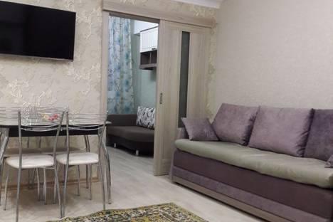 Сдается 3-комнатная квартира посуточнов Сочи, улица Волжская 36.