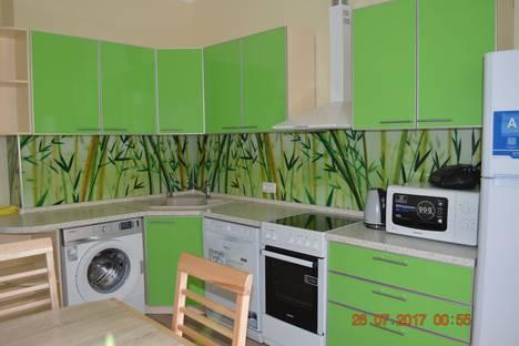 Сдается 1-комнатная квартира посуточно в Краснодаре, yлица Репина, 1.