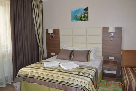 Сдается 1-комнатная квартира посуточнов Яблоновском, yлица Репина, 1.