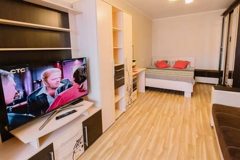 Сдается 1-комнатная квартира посуточно в Томске, улица Никитина, 20.