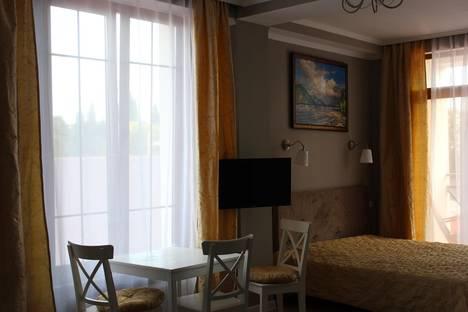 Сдается 1-комнатная квартира посуточнов Гагре, Нижнеимеретинская улица, 115.