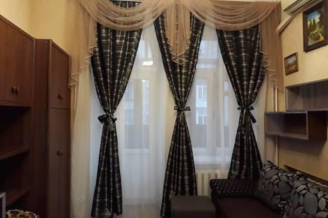 Сдается 1-комнатная квартира посуточно в Киеве, Київ, вулиця Саксаганського, 127.