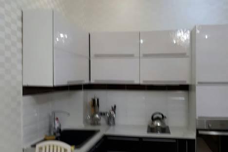 Сдается 2-комнатная квартира посуточно в Астане, Мангилик ел 17 кондиционер.