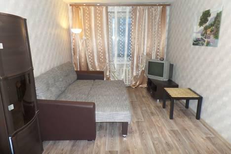 Сдается 1-комнатная квартира посуточно в Ярославле, улица Городской Вал, 14.
