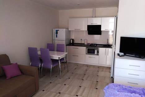 Сдается 1-комнатная квартира посуточнов Форосе, улица Космонавтов 18в.