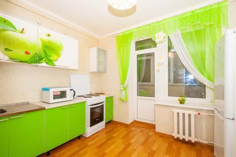 Сдается 1-комнатная квартира посуточно, улица Ульянова 93.