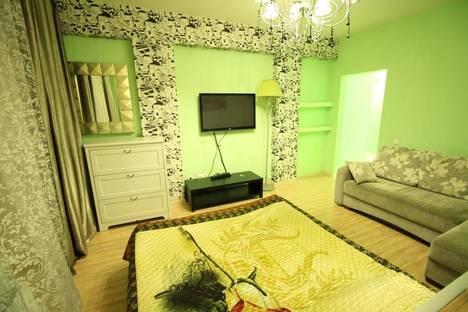 Сдается 1-комнатная квартира посуточнов Иркутске, Ямская ул., 9.