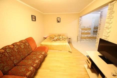 Сдается 1-комнатная квартира посуточнов Иркутске, ул. Володарского, 9.
