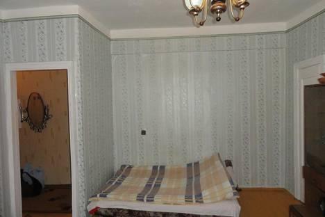 Сдается 2-комнатная квартира посуточно в Твери, ул. Ипподромная, 16.
