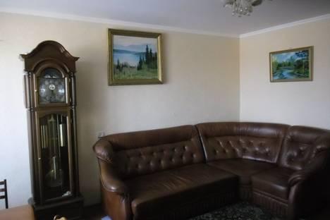 Сдается 4-комнатная квартира посуточно в Казани, Ершова, 8.