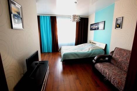 Сдается 1-комнатная квартира посуточнов Иркутске, Советская 27.