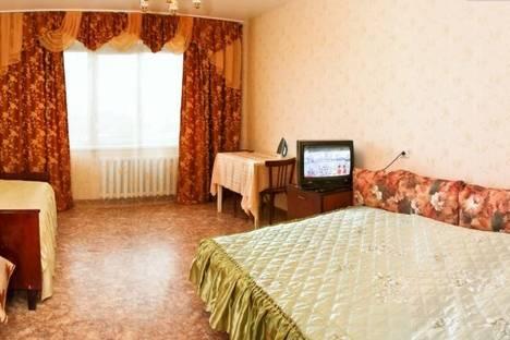 Сдается 1-комнатная квартира посуточно, Нижняя Дуброва 21.