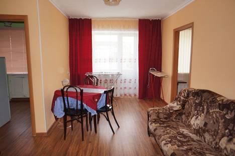 Сдается 2-комнатная квартира посуточно в Иванове, просп. Шереметевский, 74.