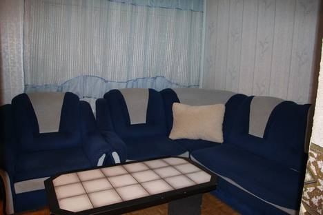 Сдается 3-комнатная квартира посуточно в Ухте, проезд Строителей, 21.
