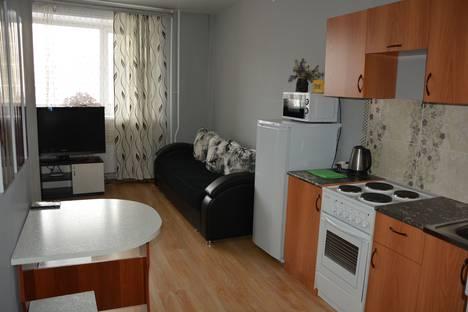 Сдается 1-комнатная квартира посуточно, улица Ивана Ярыгина, 21.