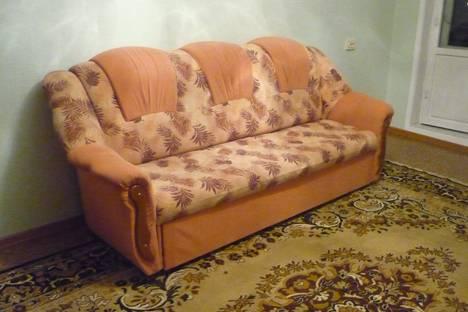 Сдается 2-комнатная квартира посуточнов Томске, ул.УЧЕБНАЯ,17.
