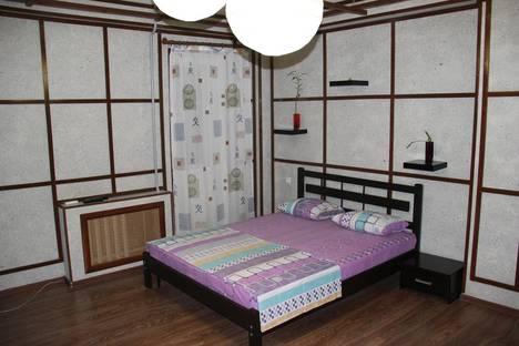 Сдается 1-комнатная квартира посуточно в Ульяновске, Островского, 56.