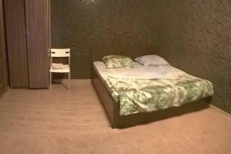 Сдается 1-комнатная квартира посуточнов Омске, 9 ленинская 1.