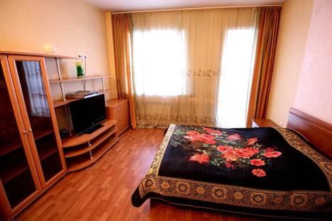 Сдается 1-комнатная квартира посуточнов Иркутске, ул.Дзержинского 20.