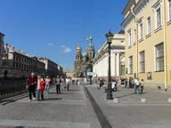 Сдается посуточно 1-комнатная квартира в Санкт-Петербурге. 38 м кв. набережная канала Грибоедова 2Б
