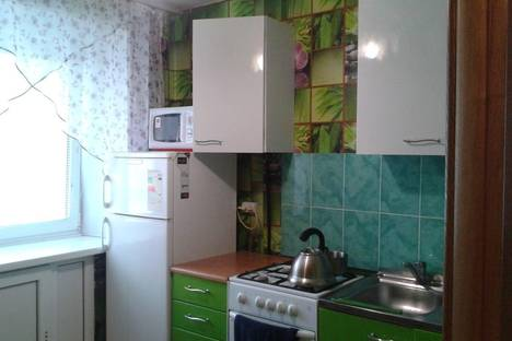Сдается 1-комнатная квартира посуточнов Уфе, ул. Шумавцова, 11.