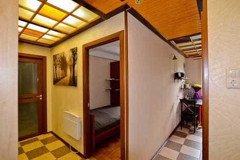Сдается 2-комнатная квартира посуточнов Санкт-Петербурге, пр.Луначарского 42 к.2.