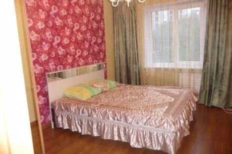 Сдается 3-комнатная квартира посуточно в Уфе, Российская 43.